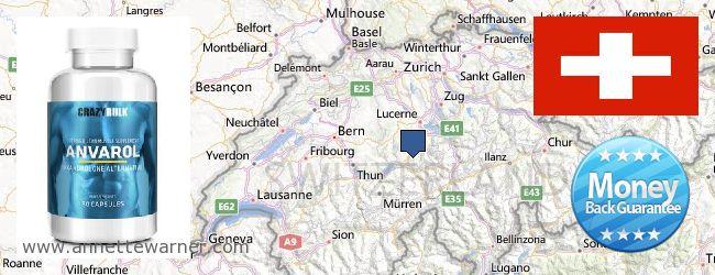 Where to Purchase Anavar Steroids online Switzerland
