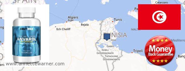 Where to Buy Anavar Steroids online Tunisia