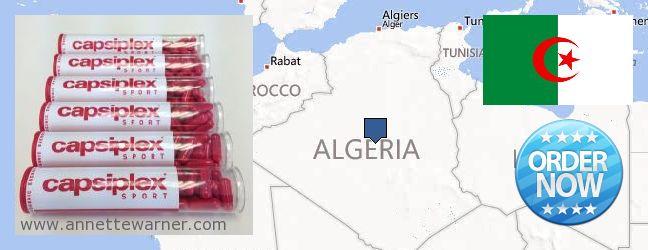 Where Can I Purchase Capsiplex online Algeria