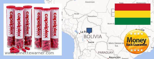 Purchase Capsiplex online Bolivia
