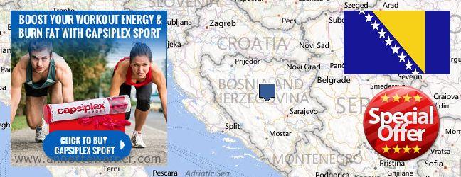 Where to Buy Capsiplex online Bosnia And Herzegovina