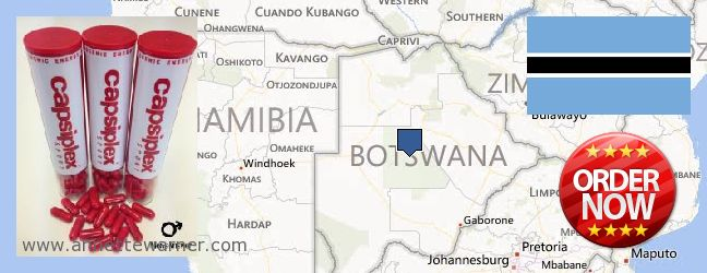 Where to Buy Capsiplex online Botswana