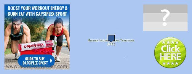 Purchase Capsiplex online British Indian Ocean Territory