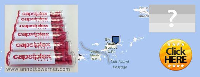 Where to Purchase Capsiplex online British Virgin Islands