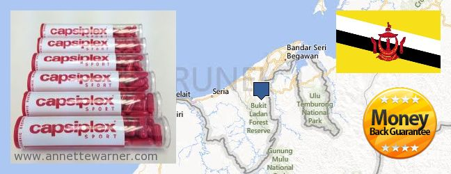 Where to Purchase Capsiplex online Brunei