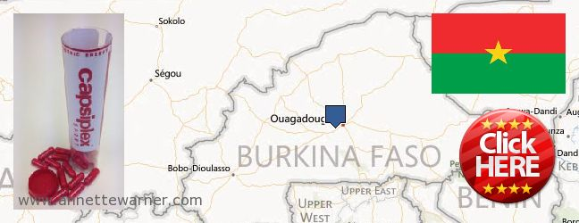 Where to Buy Capsiplex online Burkina Faso