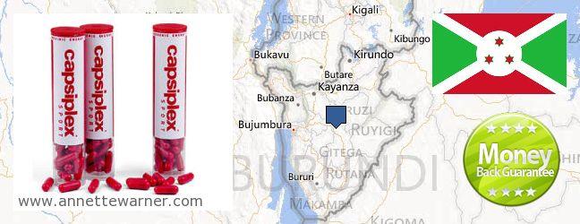 Where Can You Buy Capsiplex online Burundi