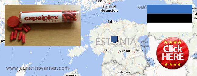 Where to Buy Capsiplex online Estonia