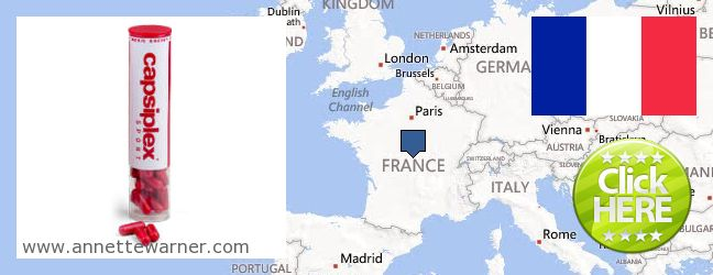 Purchase Capsiplex online France