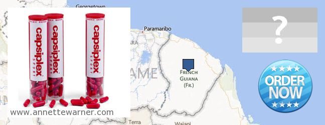 Where to Buy Capsiplex online French Guiana