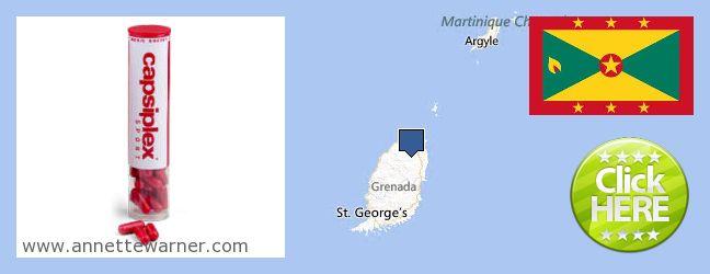 Where to Buy Capsiplex online Grenada
