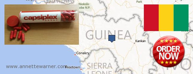 Where Can I Buy Capsiplex online Guinea