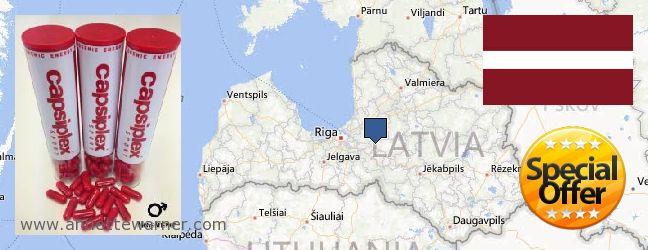 Best Place to Buy Capsiplex online Latvia