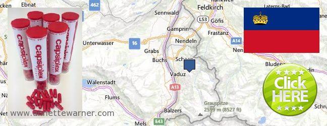 Where to Purchase Capsiplex online Liechtenstein