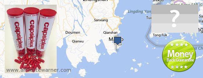 Where to Buy Capsiplex online Macau