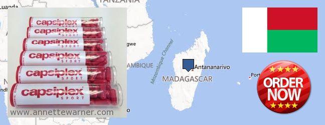 Buy Capsiplex online Madagascar