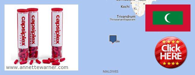 Purchase Capsiplex online Maldives