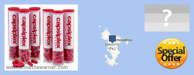 Where to Buy Capsiplex online Mayotte