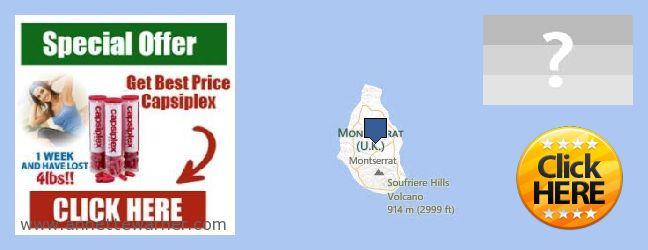Purchase Capsiplex online Montserrat