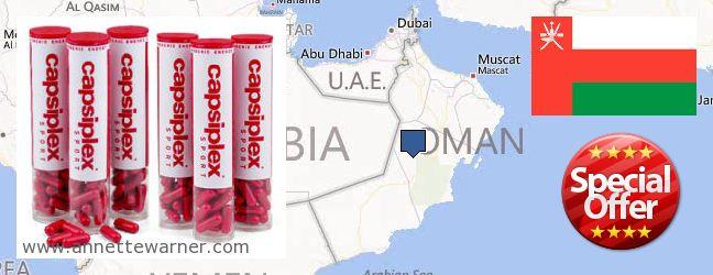 Where to Buy Capsiplex online Oman