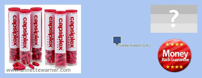 Where Can I Buy Capsiplex online Pitcairn Islands