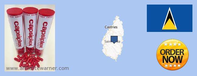 Purchase Capsiplex online Saint Lucia