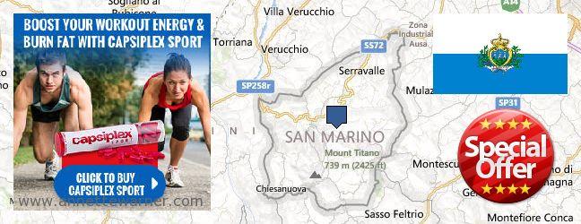 Where to Purchase Capsiplex online San Marino