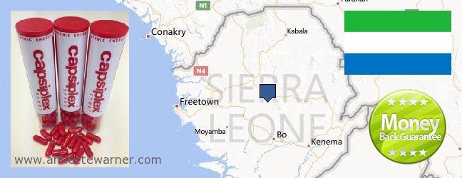 Where to Purchase Capsiplex online Sierra Leone