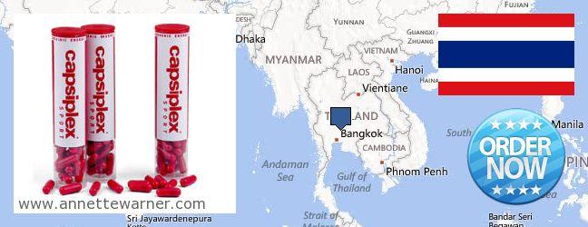 Buy Capsiplex online Thailand