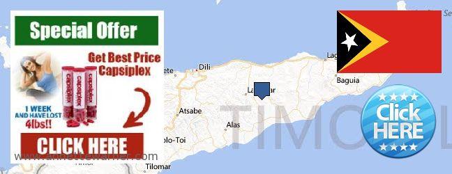 Where to Purchase Capsiplex online Timor Leste