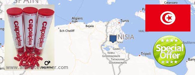 Where to Purchase Capsiplex online Tunisia