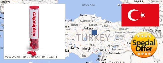 Where to Purchase Capsiplex online Turkey