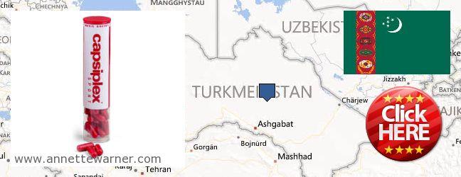 Where Can You Buy Capsiplex online Turkmenistan