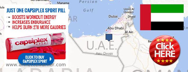Purchase Capsiplex online United Arab Emirates