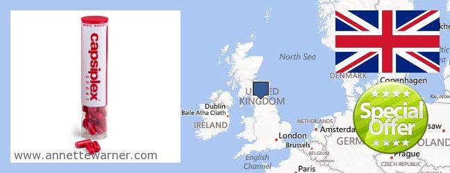 Where Can I Buy Capsiplex online United Kingdom