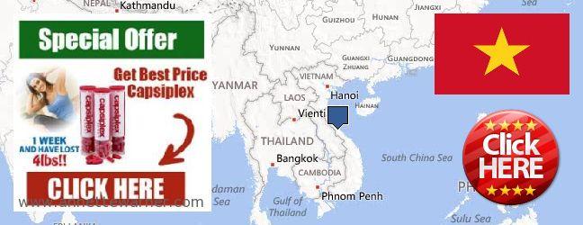 Where to Purchase Capsiplex online Vietnam