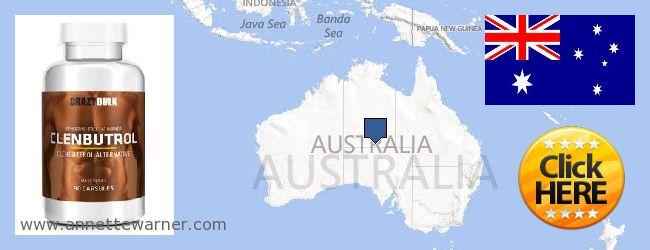 Purchase Clenbuterol Steroids online Australia