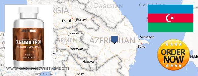 Purchase Clenbuterol Steroids online Azerbaijan