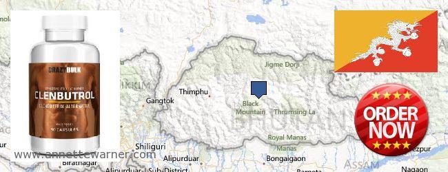 Buy Clenbuterol Steroids online Bhutan