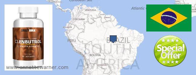 Where to Buy Clenbuterol Steroids online Brazil