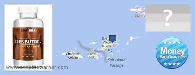 Buy Clenbuterol Steroids online British Virgin Islands