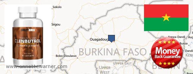 Purchase Clenbuterol Steroids online Burkina Faso
