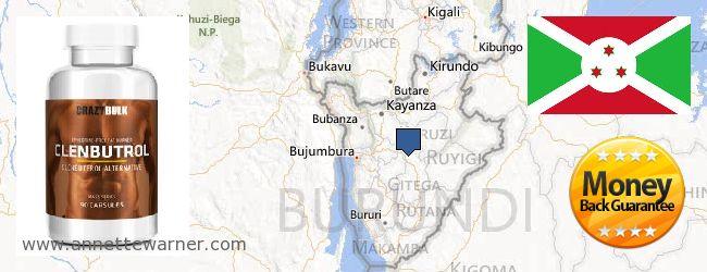 Where to Purchase Clenbuterol Steroids online Burundi