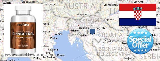 Best Place to Buy Clenbuterol Steroids online Croatia