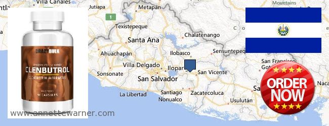 Where to Buy Clenbuterol Steroids online El Salvador
