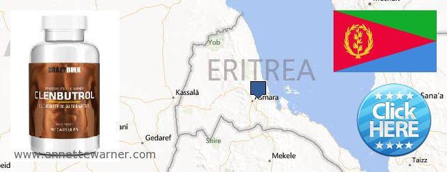 Buy Clenbuterol Steroids online Eritrea