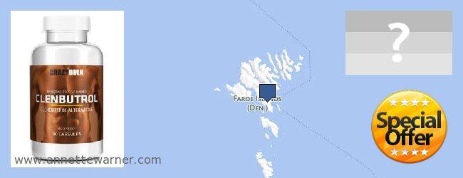 Purchase Clenbuterol Steroids online Faroe Islands