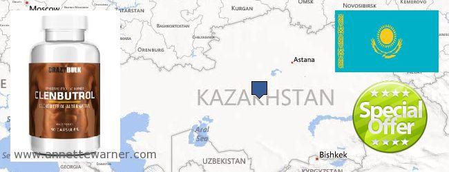 Where Can You Buy Clenbuterol Steroids online Kazakhstan