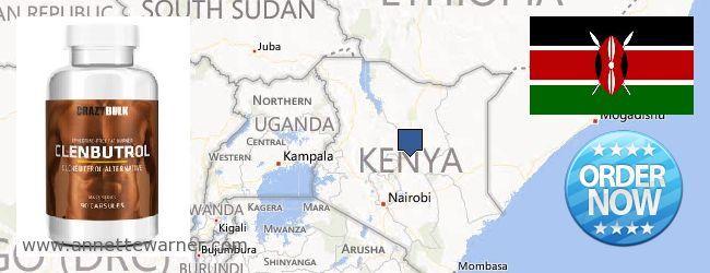 Best Place to Buy Clenbuterol Steroids online Kenya