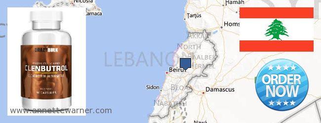 Where to Buy Clenbuterol Steroids online Lebanon